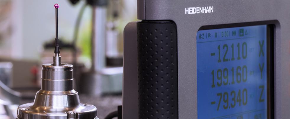 Heidenhain-Service