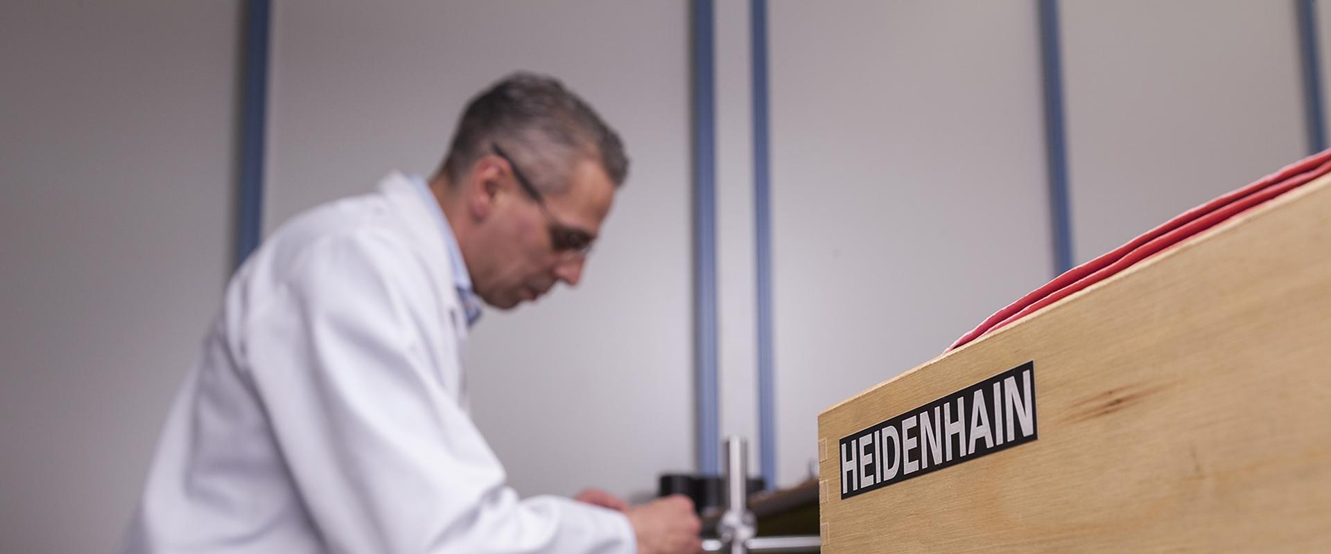 Haas ist offizieller Partner von Heidenhain