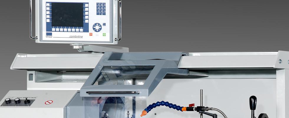 GDW Werkzeugmaschine