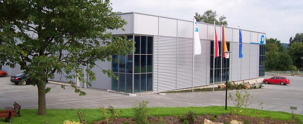 Firmengebäude Geibel & Hotz