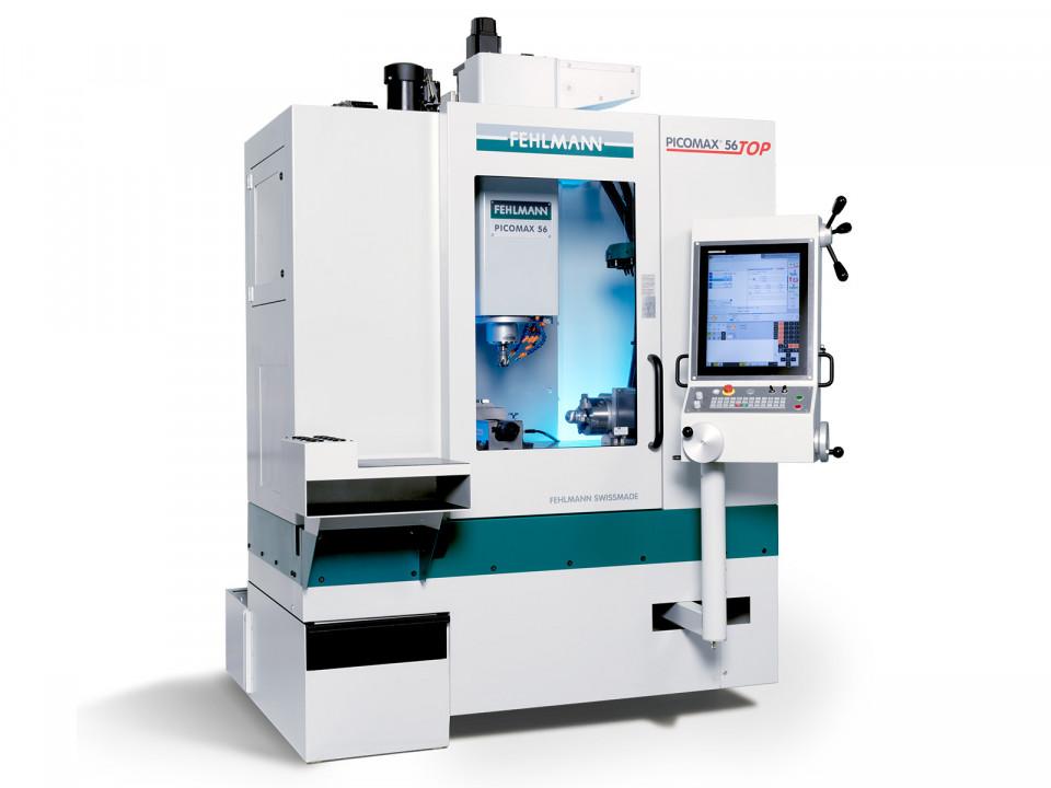 Abbildung der Maschine PICOMAX 56