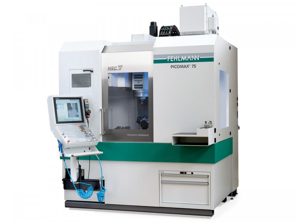 Abbildung der Maschine PICOMAX 75