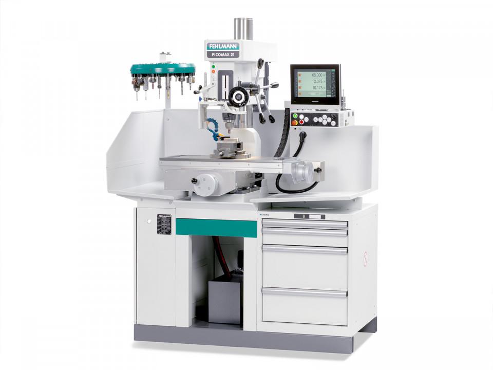 Abbildung der Maschine PICOMAX 21-M