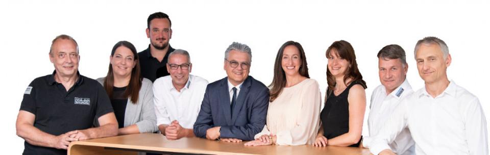 Das Haas-Team